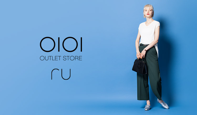 OIOI OUTLET STORE -OFFICE CASUAL SELECTION-