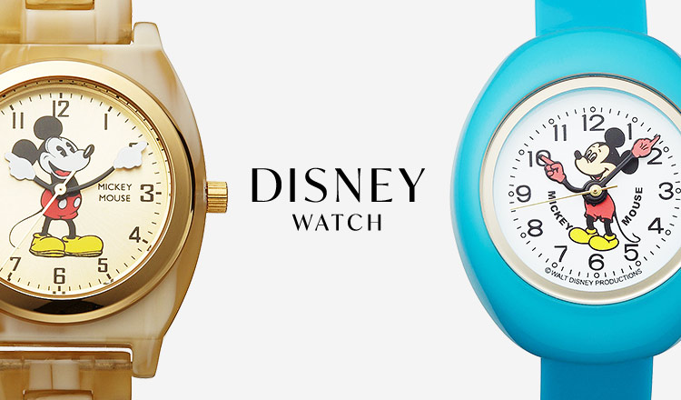 DISNEY WATCH(ディズニー)