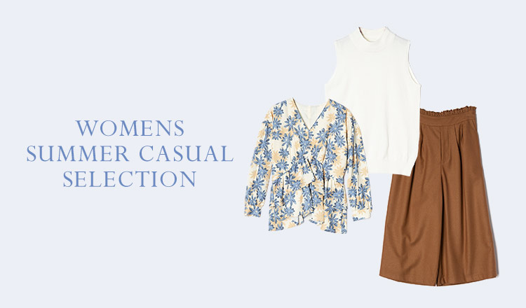 WOMENS SUMMER CASUAL SELECTION