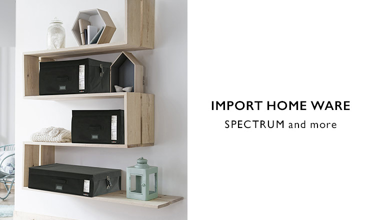 IMPORT HOME WARE -SPECTRUM and more -