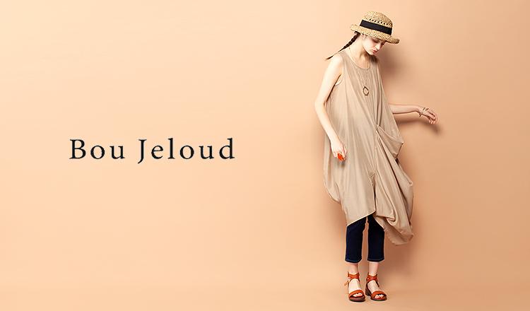 BOU JELOUD(ブージュルード)