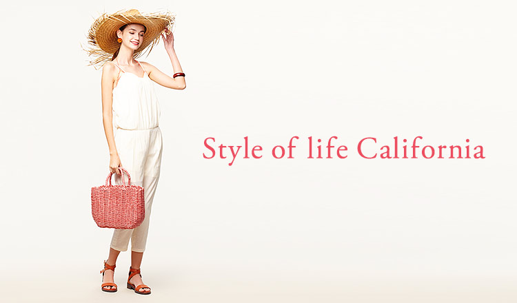 Style of life California