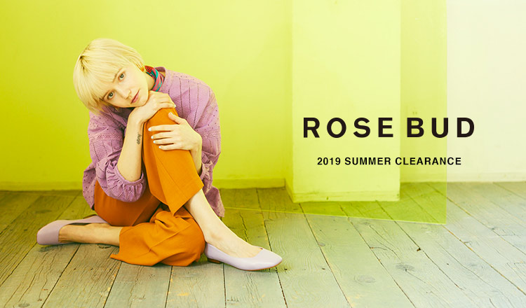 ROSE BUD -2019 SUMMER CLEARANCE-