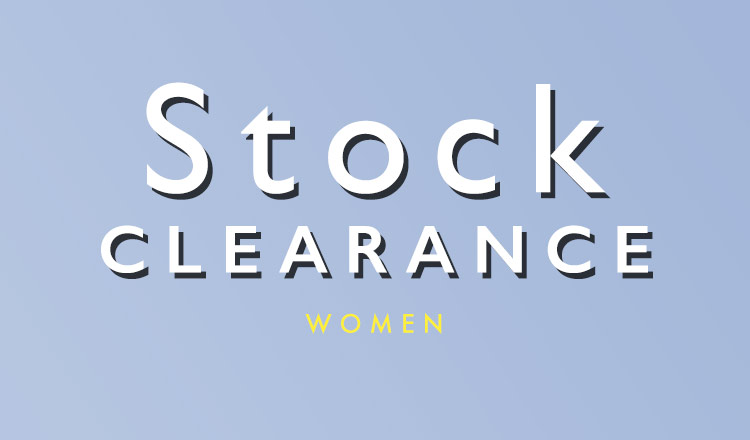 STOCK CLEARANCE WOMENS