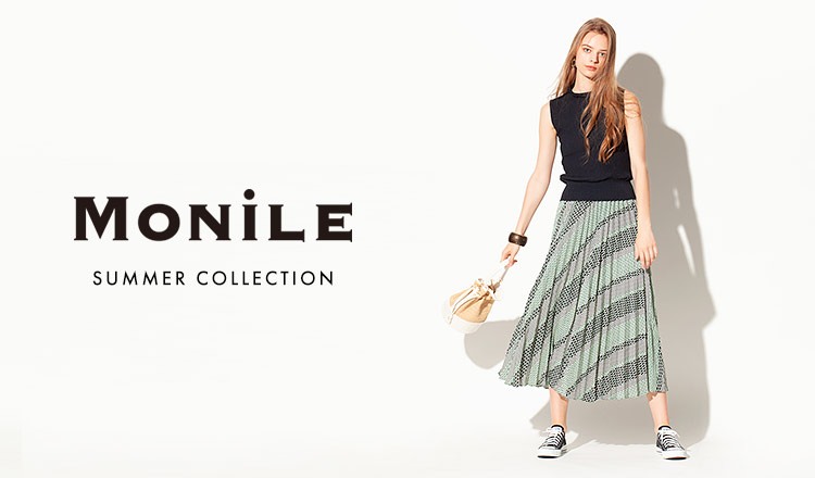MONILE -SUMMER COLLECTION-