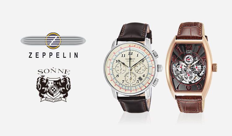 ZEPPEILN & SONNE Watches