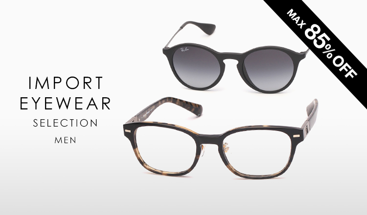 IMPORT EYEWEAR SELECTION MEN