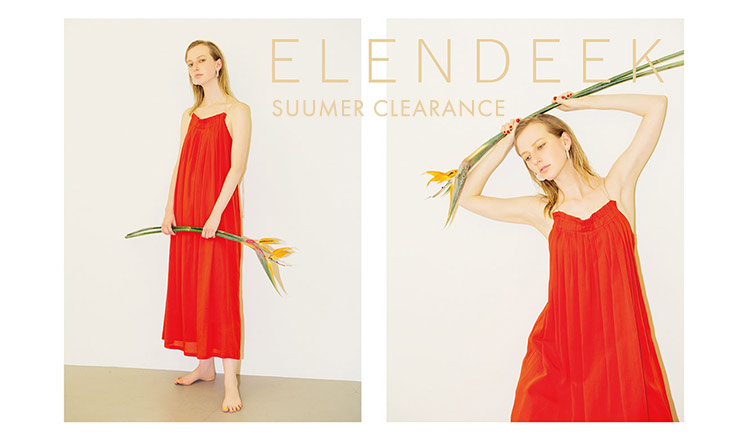 ELENDEEK -SUMMER CLEARANCE-