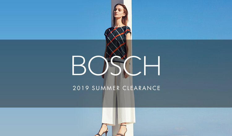 BOSCH -2019 SUMMER CLEARANCE-