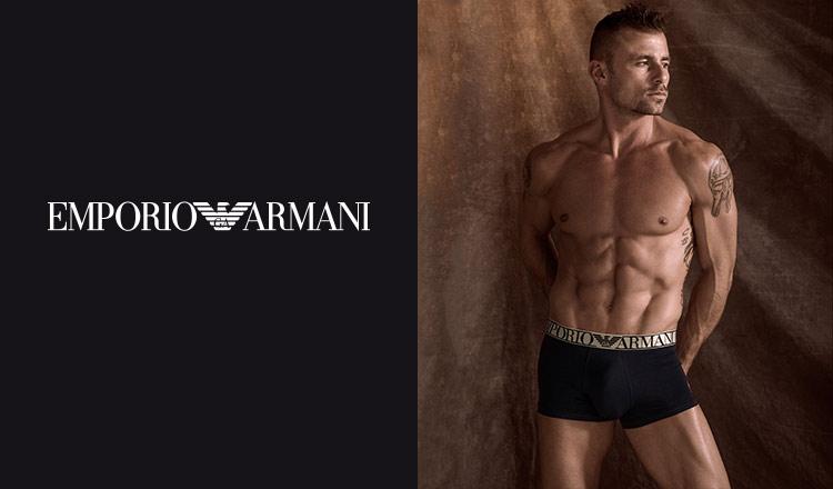 EMPORIO ARMANI UNDERWEAR & Relaxingwear