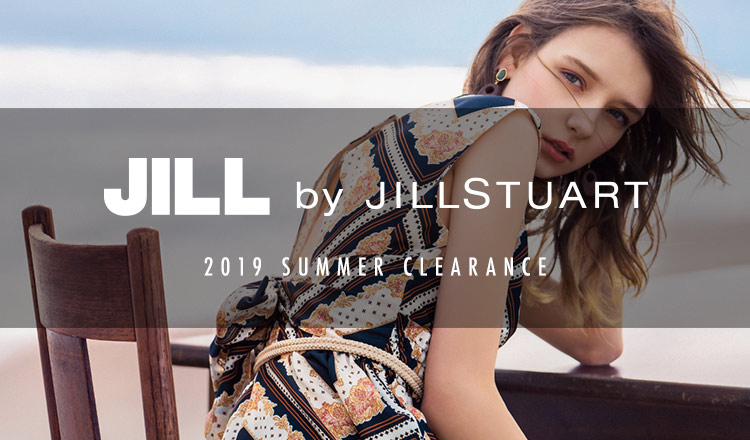 JILL BY JILLSTUART -2019 SUMMER CLEARANCE-