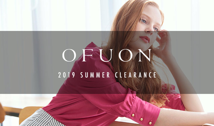 OFUON -SUMMER CLEARANCE-