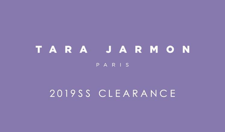 TARA JARMON -2019SS CLEARANCE-