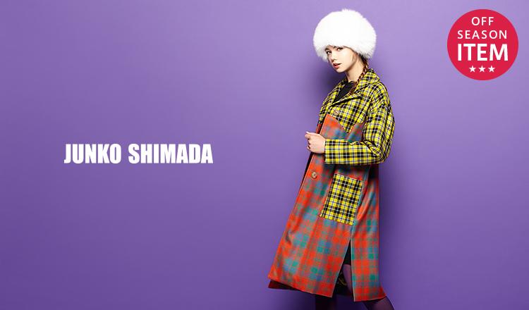 JUNKO SHIMADA(ジュンコ シマダ)