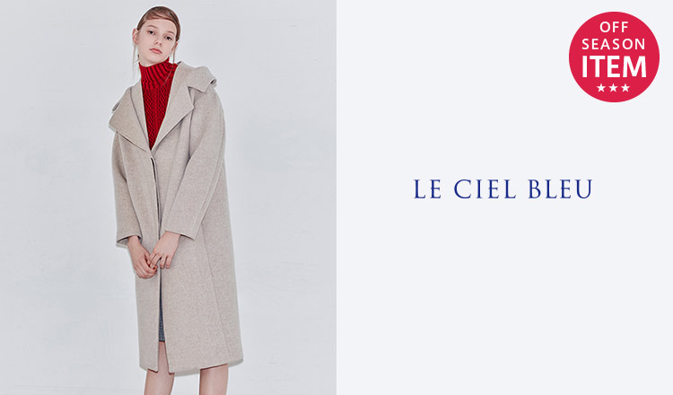 LE CIEL BLEU -OFF SEASON ITEM -