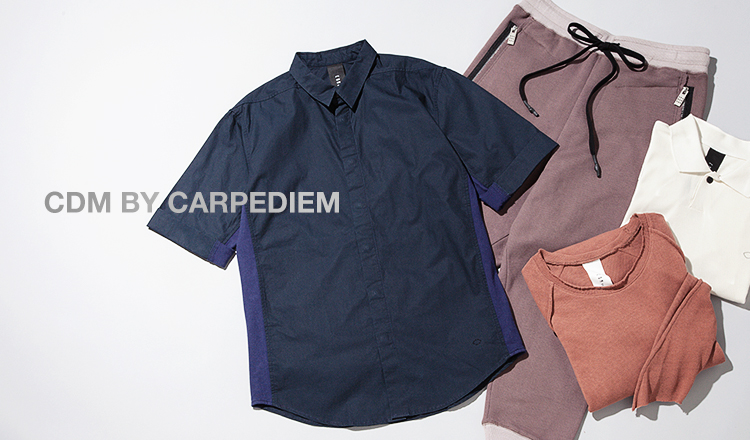 CDM BY CARPEDIEM(シーディーエムバイケープディエム)
