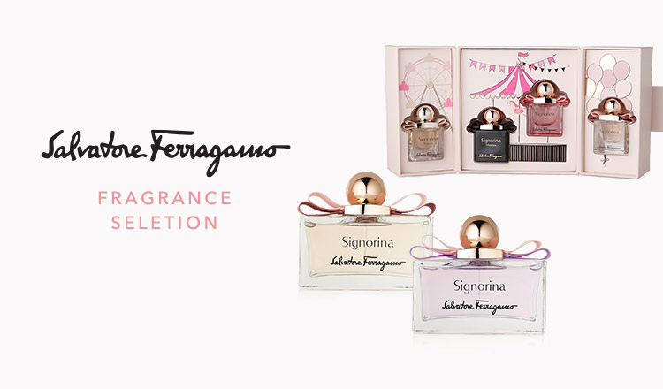 FERRAGAMO FRAGRANCE SELETION