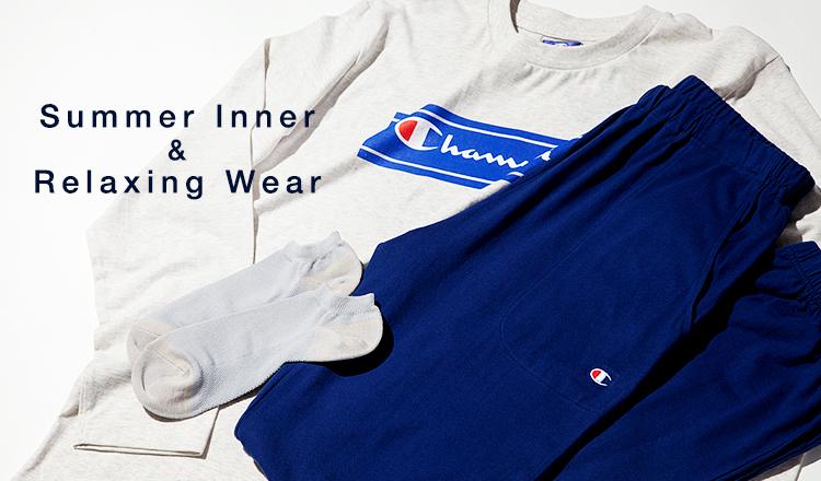 Summer Inner & Relaxing Wear
