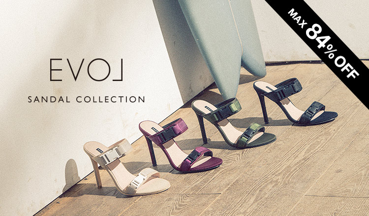 EVOL - SANDAL COLLECTION-