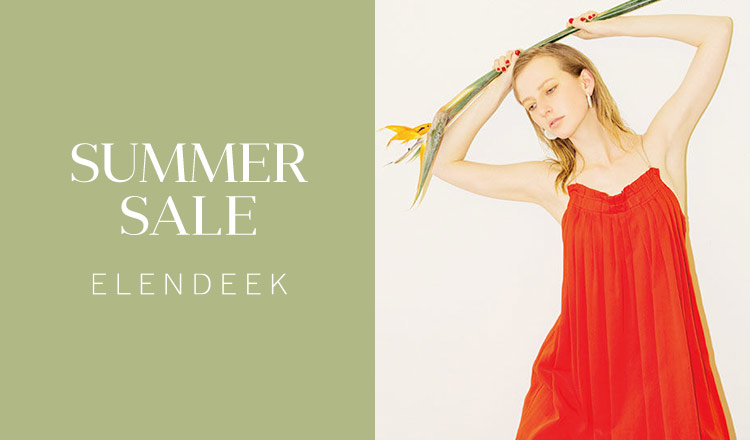 ELENDEEK -SUMMER SALE-