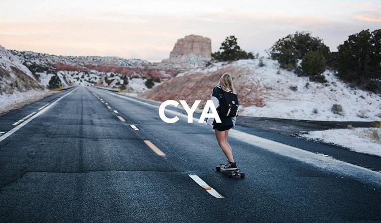 CYA -T SHIRTS SELECTION-