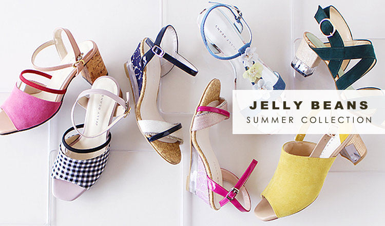 JELLY BEANS -SUMMER COLLECTION-