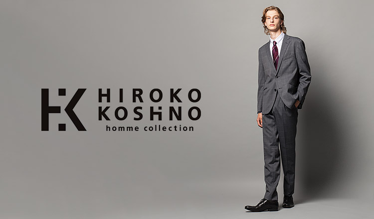 HIROKO KOSHINO homme collection(ヒロコ コシノ オム コレクション)