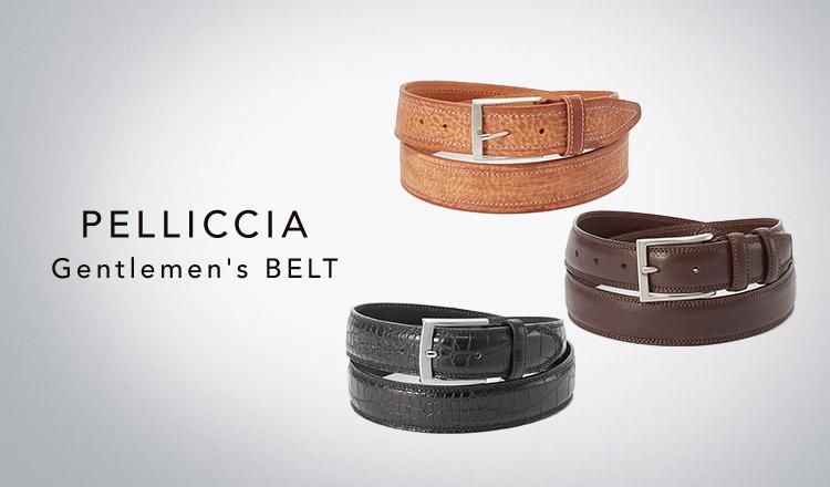 PELLICCIA Gentlemen's BELT