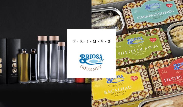 高級食材 P.R.I.M.V.S & グルメ缶詰 BRIOSA