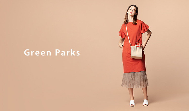 Green Parks OVER 80%OFF