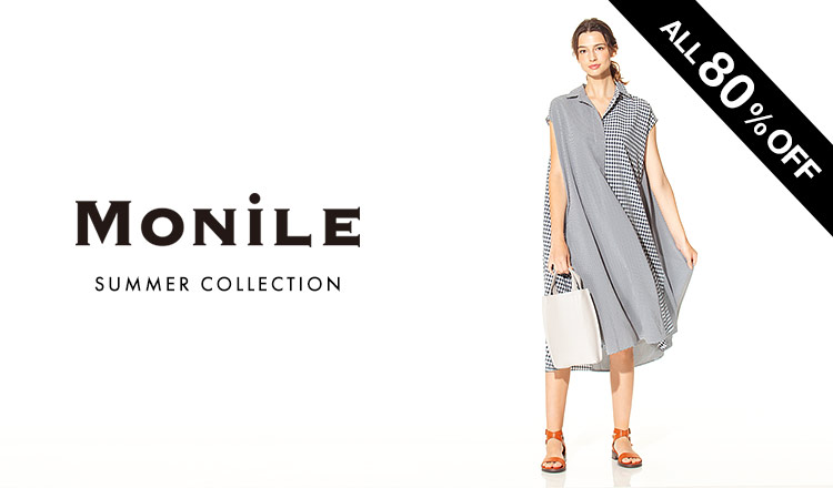 MONILE -SUMMER COLLECTION- ALL 80%OFF