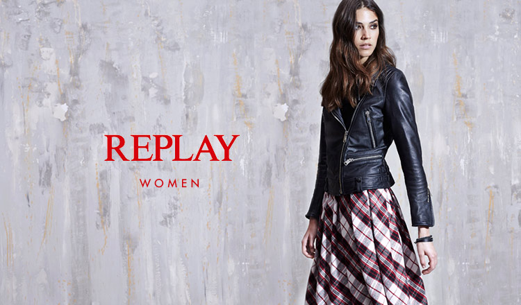 REPLAY WOMEN MAX 90%OFF