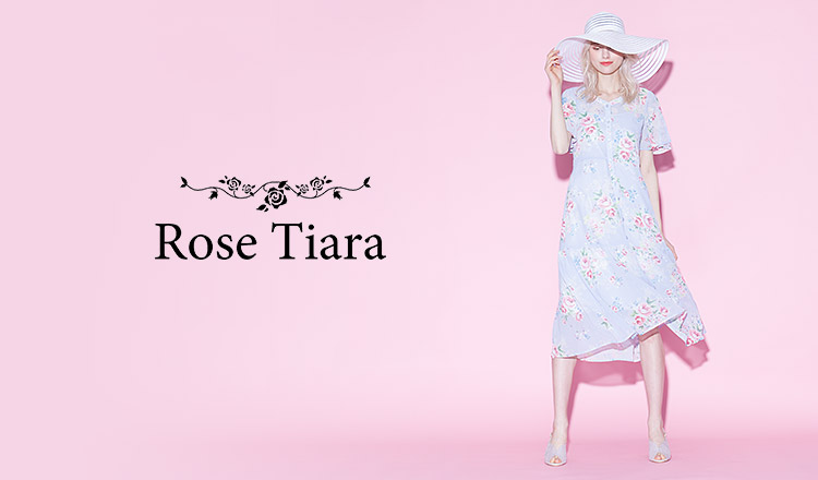ROSE TIARA OVER 70%OFF