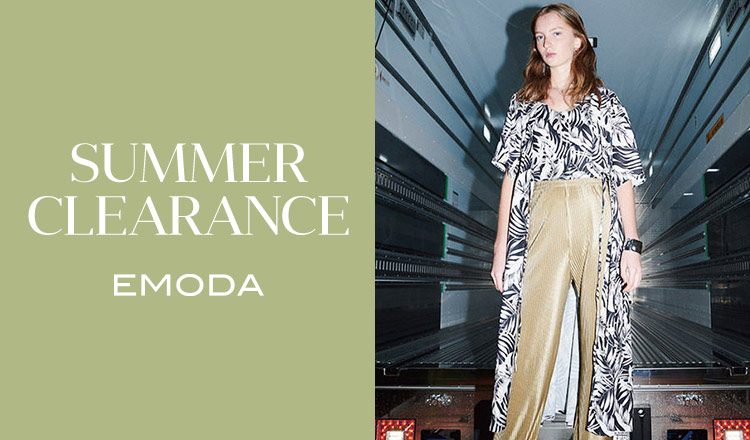 EMODA -SUMMER CLEARANCE-