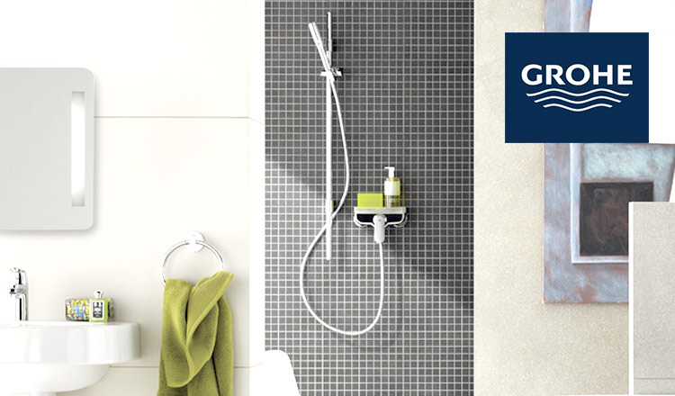 GROHE -シャワーヘッド-