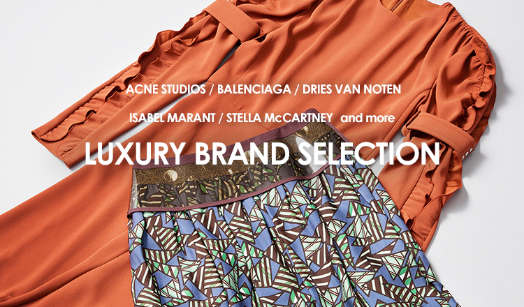 LUXURY BRAND SELECTION -ONE PIECE & BOTTOMS-