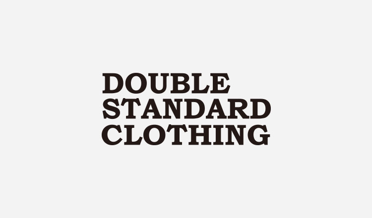 DOUBLE STANDARD CLOTHING(ダブルスタンダードクロージング)