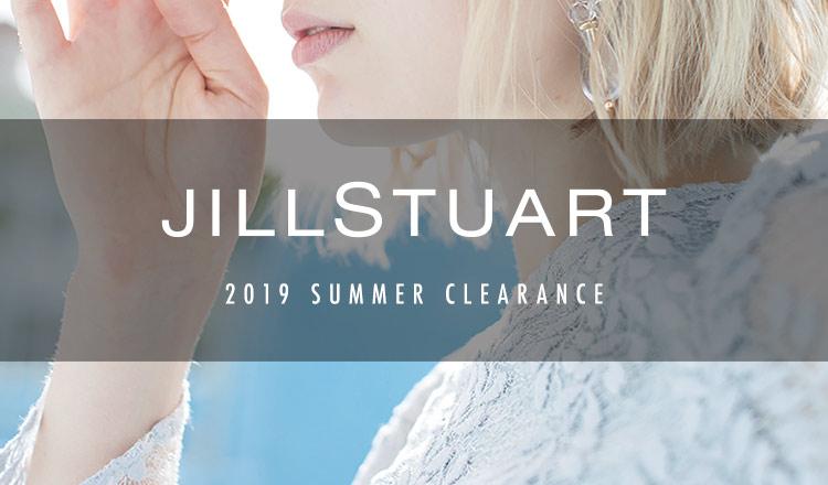 JILLSTUART 2019SS MORE SALE