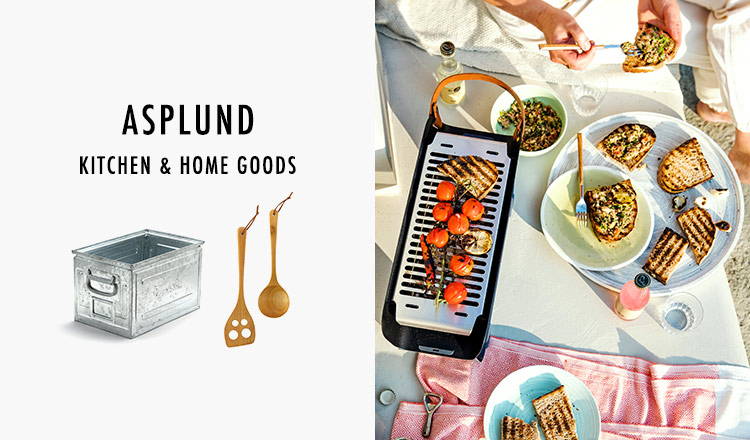 ASPLUND -KITCHEN & LIFESTYLE GOODS
