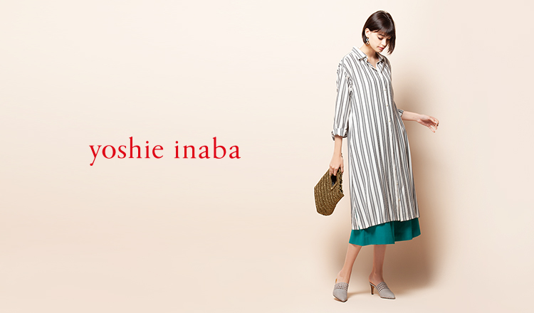 YOSHIE INABA OVER 70%OFF