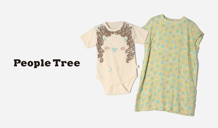 PEOPLE TREE -Women's & Baby