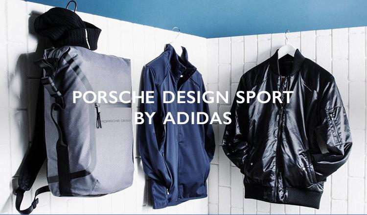 PORSCHE DESIGN SPORT BY ADIDAS(ポルシェ デザイン スポーツ バイ アディダス)