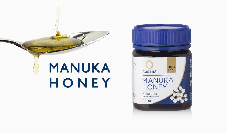 MANUKA HONEY(マヌカハニー)