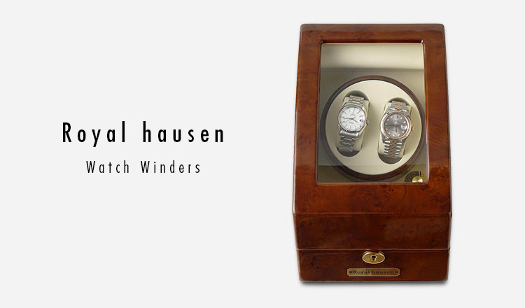 Royal hausen - Watch Winders