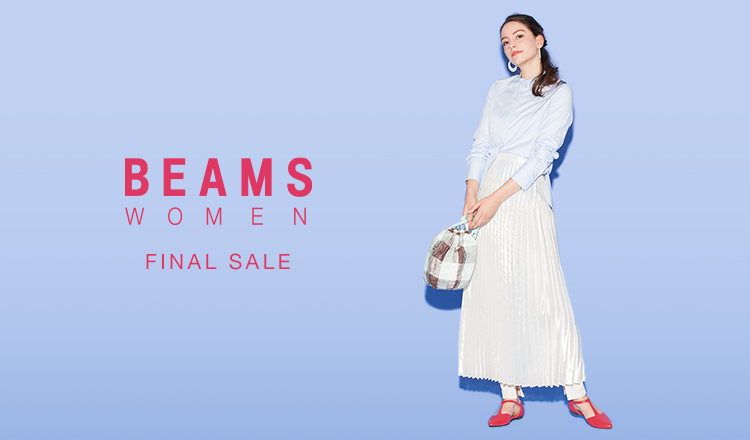 BEAMS FINAL SALE WOMEN