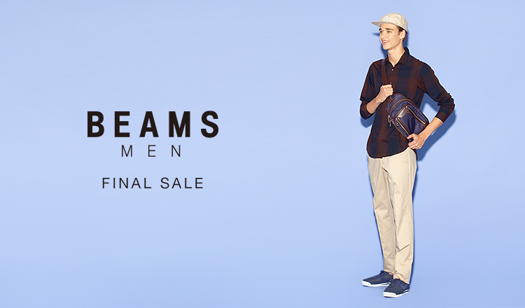 BEAMS FINAL SALE MEN