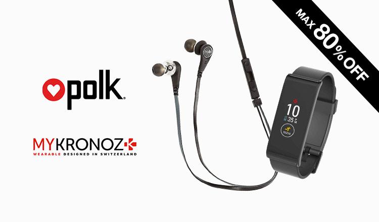 Polk Audio&Mykronoz Smart Watch