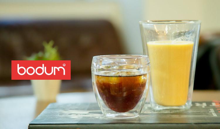 BODUM ~デンマーク発・美味しいコーヒータイム