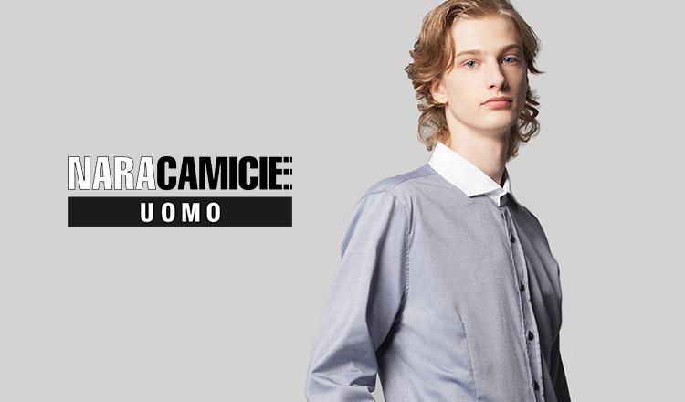 NARA CAMICIE UOMO(ナラカミーチェ ウオモ)