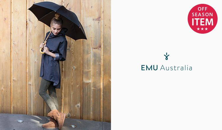 EMU AUSTRALIA -SEASON OFF ITEM-